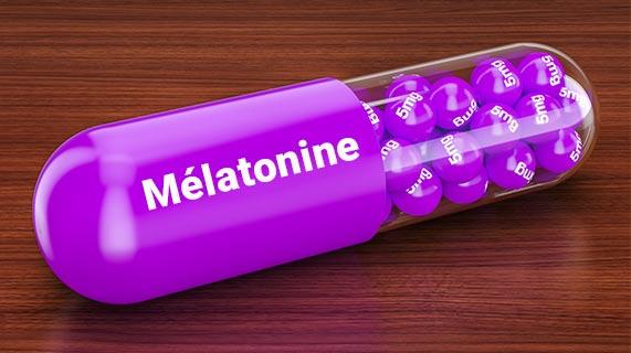mélatonine réduit inflammation