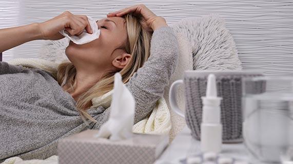 Quando você deve tomar zinco para reduzir a duração de um resfriado?