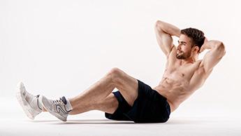 Esercizi per perdere il grasso addominale