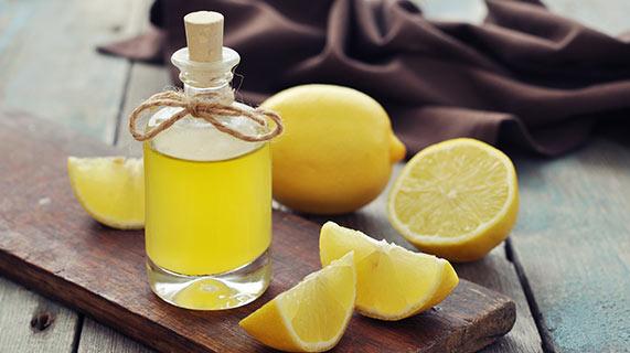 레몬 오일
