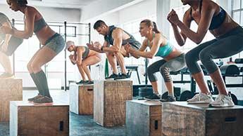 польза энергичных упражнений