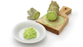 Wasabi, które jesz, może nie być prawdziwe