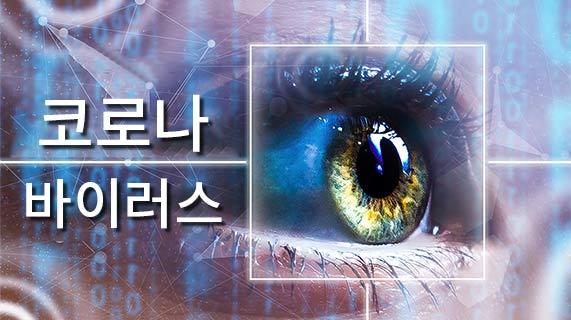 코로나바이러스 눈 감염