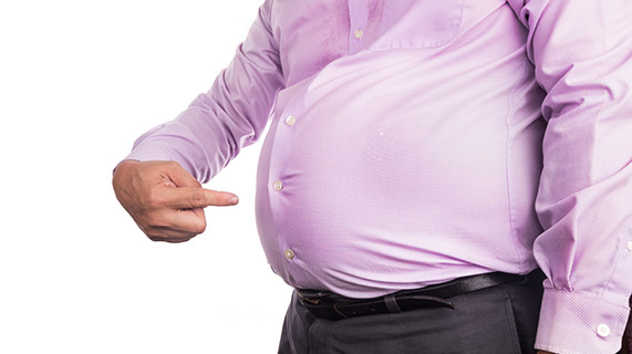 effets graisse viscérale