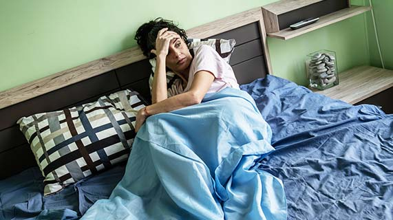 la pandémie covid-19 menace le sommeil