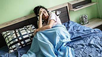 Закрытия из-за короновируса, кошмары и плохой сон