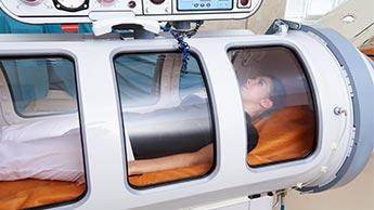 Гипербарическая кислородная терапия при COVID-19