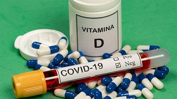 O nível de vitamina D está diretamente correlacionado aos efeitos da COVID-19