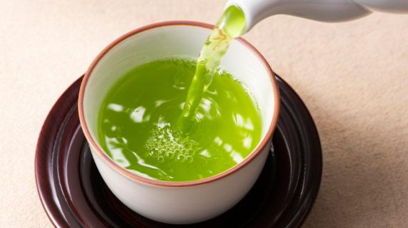 緑茶 利点