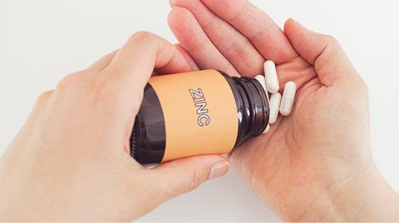 zinc pour la prévention du covid-19