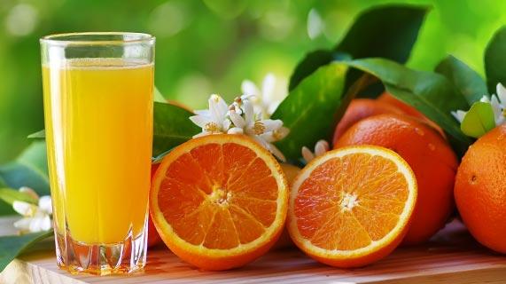 Molécula da laranja