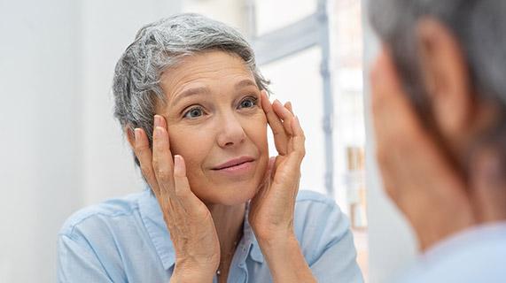 vieillissement femme