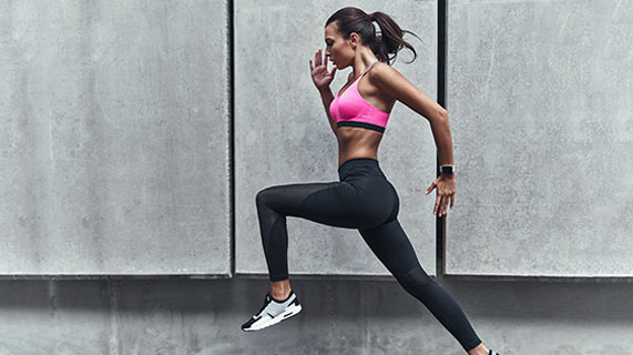 esercizio físico intenso