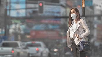 大気-汚染