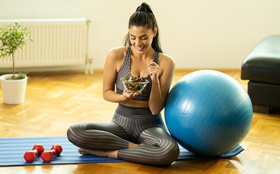 운동과 음식