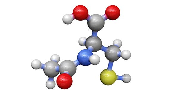 n-acetylocysteina
