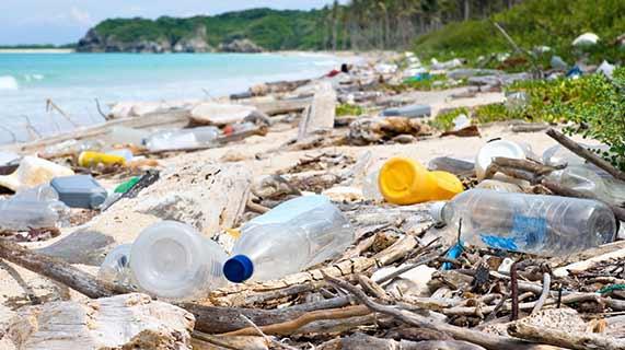eliminare la plastica