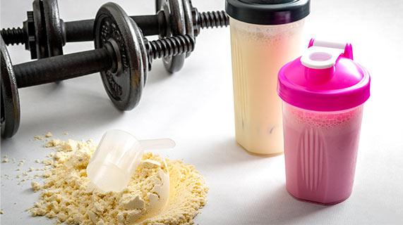 lactosérum exercice