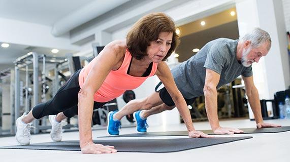 Wypróbuj trening wykorzystujący tylko masę ciała