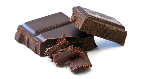 gorzkiej czekolady