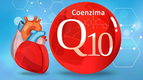 Benefícios da coq10