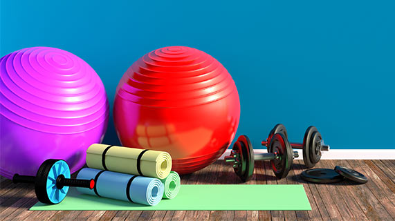 équipement gym domicile