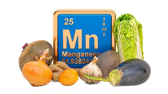 Deficiência de manganês