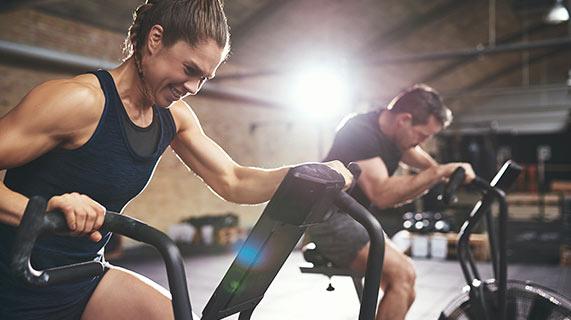 allenamento vigoroso