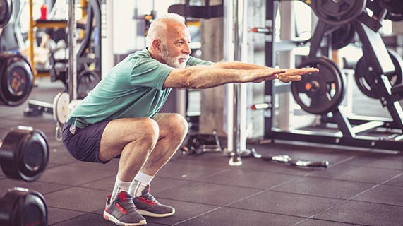 declino muscolare
