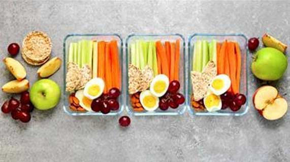 la preparation des repas