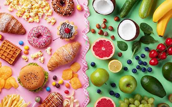 자연식품과 가공식품