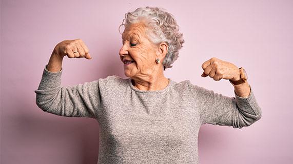 deterioramento muscolare