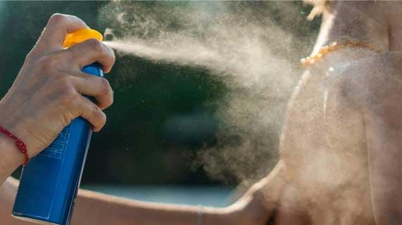ingredientes cancerígenos do protetor solar