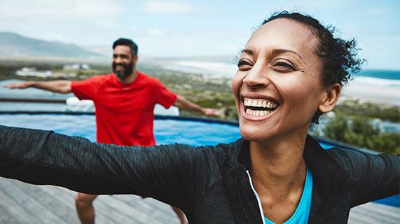 exercise pour paraître et sentir plus jeune