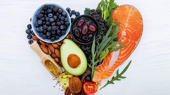 alimentation saine pour cœur