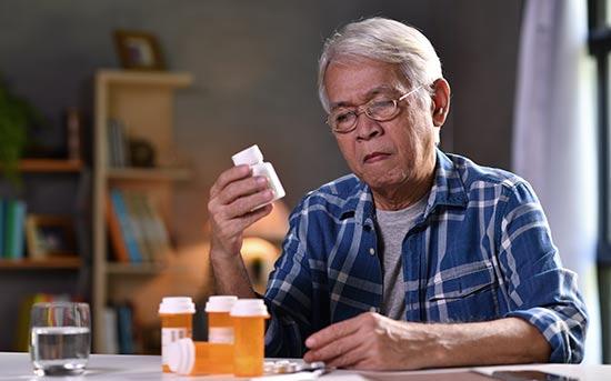 노인 약물