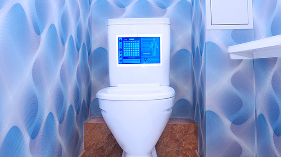 toilettes intelligentes