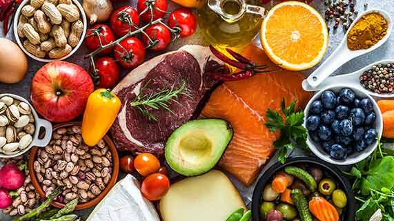 meilleurs aliments pour la santé