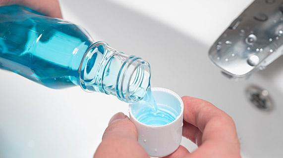 구강 청결제