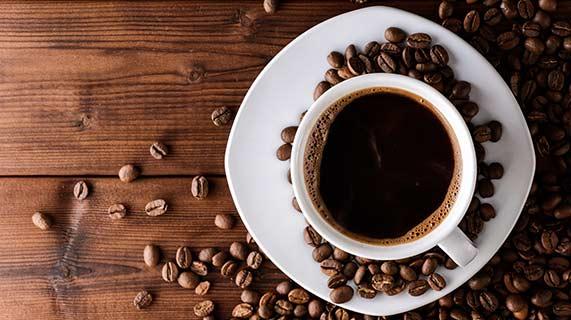 Café faz bem para o coração