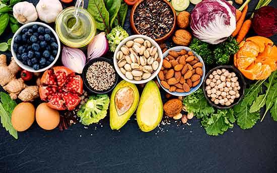 항산화 식품