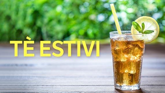 tè e infusi estivi