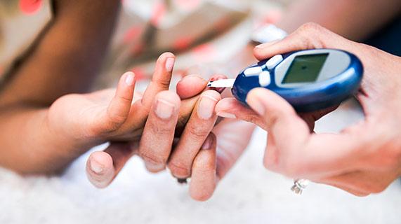 estresse e níveis de açúcar no sangue