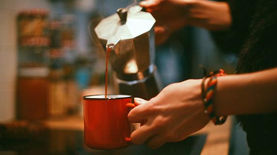 caffè disidrata