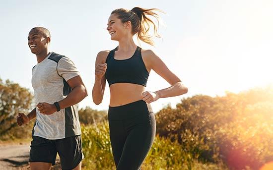 운동과 행복