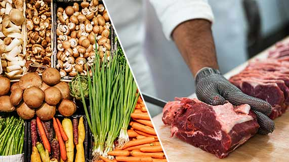 Debata ekspertów na temat diet roślinnych i mięsnych