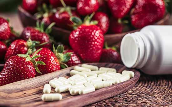 딸기와 피세틴