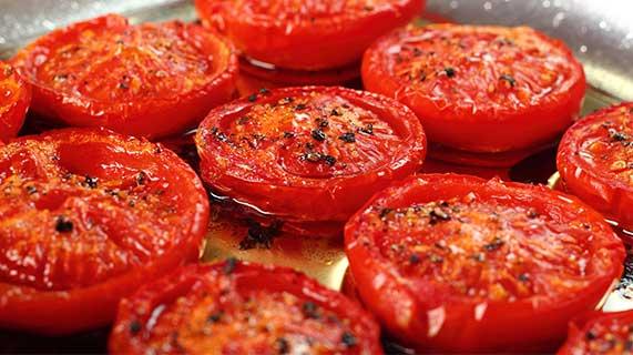 tomates cuites
