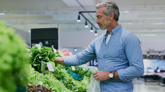 como escolher frutas e vegetais