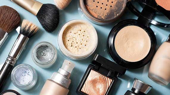 teflon em produtos cosméticos